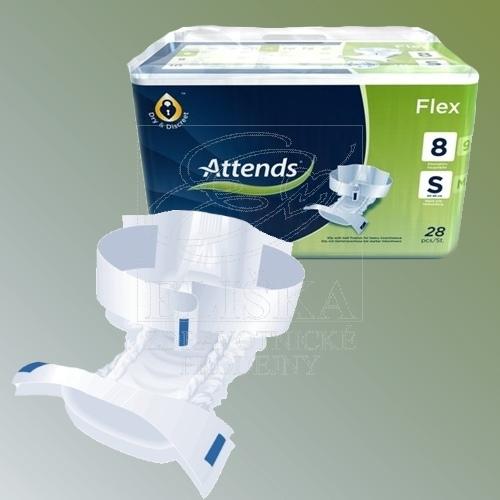ATTENDS FLEX 8 EXTRA