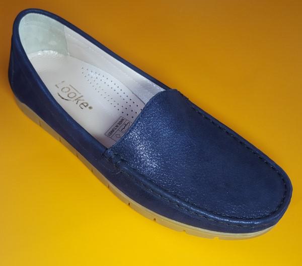 Dámská obuv Looke LACENE - navy