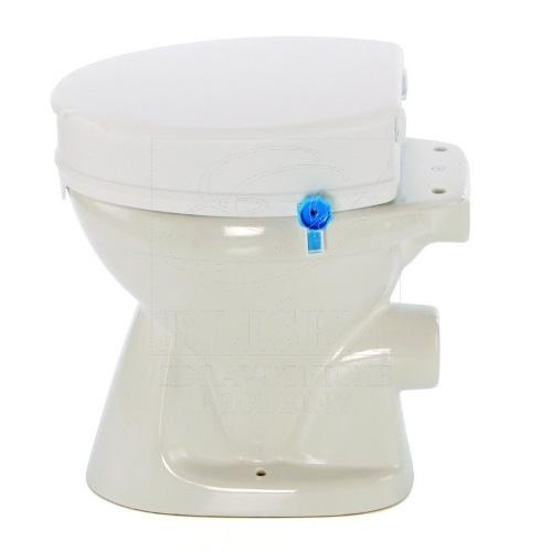 Nástavec na WC DMA 575/B DELUXE plastový