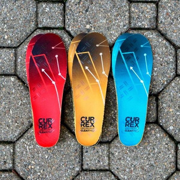 Vložky do sportovní obuvi<br />CurrexSole CleatPro NK