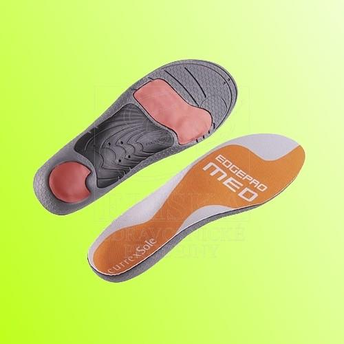 Vložky do pevné obuvi Footdisc EdgePro<br />pro normální klenbu