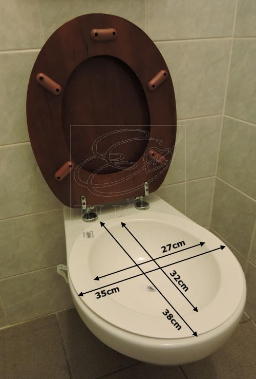 Mísa na sedací koupele