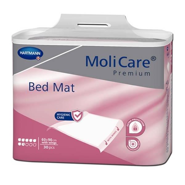 Absorpční inkontinenční podložky<br />MoliCare Bed Mat 7 kapek