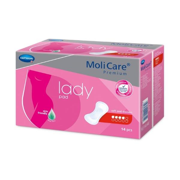 Inkontinenční vložky pro ženy<br />MoliCare Lady 4 kapky