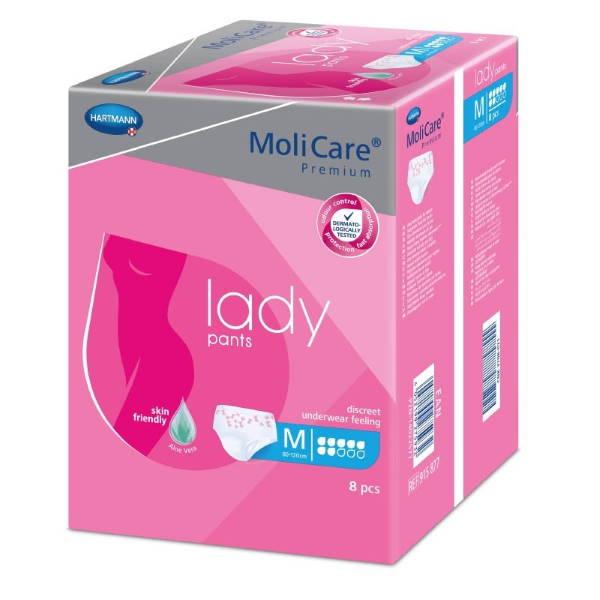 Dámské inkontinenční kalhotky<br />MoliCare Lady Pants 7 kapek M