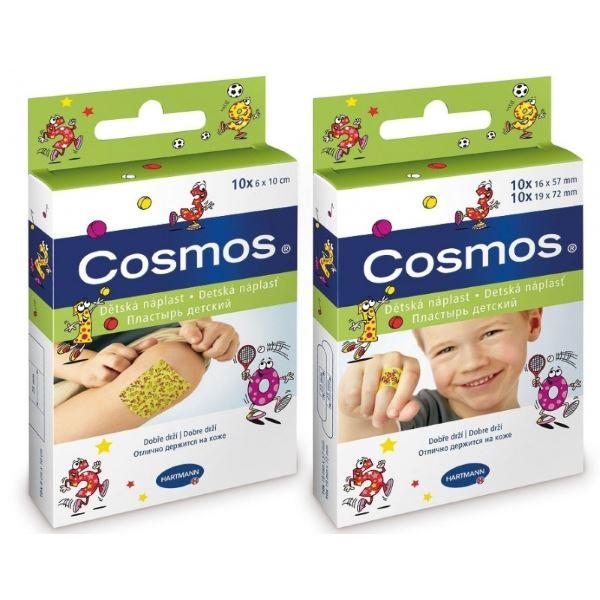 Náplast Cosmos Dětská
