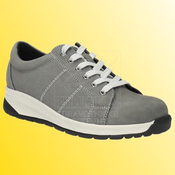 64e7443d3c18 Dámská diabetická obuv MEDI Alma šedá