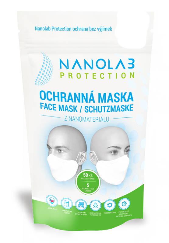 Ochranná maska NANOLA 3