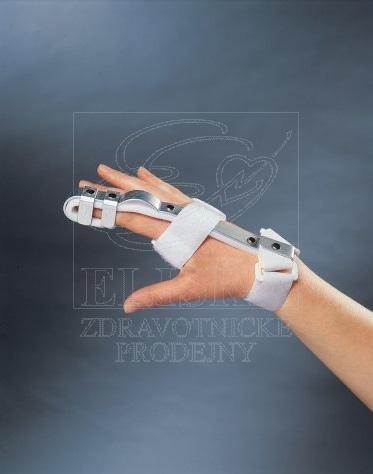 Ortéza prstu ruky Ortex 019
