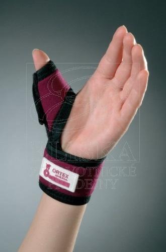 Fixační ortéza palce Ortex 020
