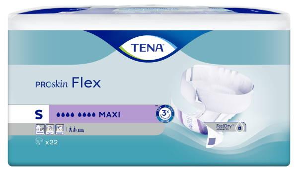 Kalhotky s upevňovacím pásem<br />TENA Flex Maxi S