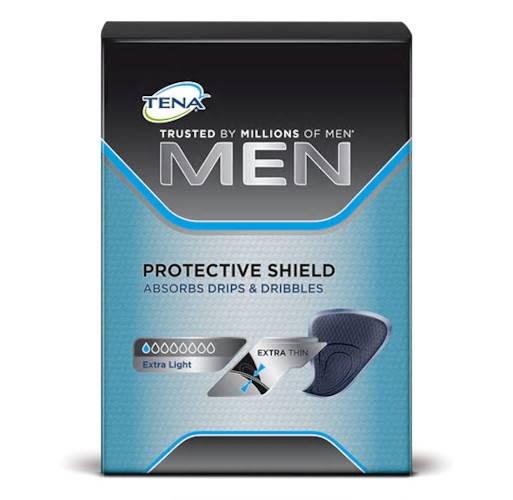 Absorpční pomůcky pro muže<br />TENA Men Level 0 - Protective Shield