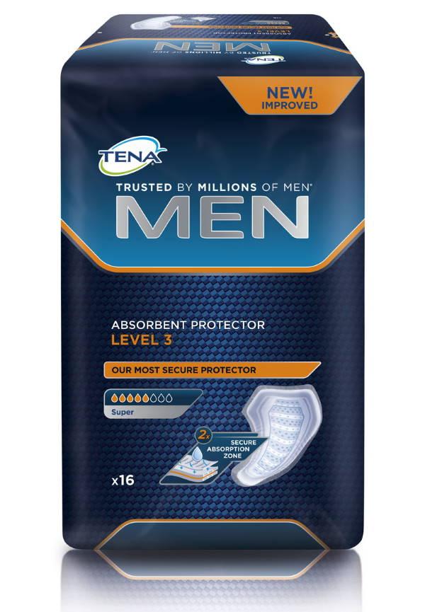 Absorpční pomůcky pro muže<br />TENA Men Level 3
