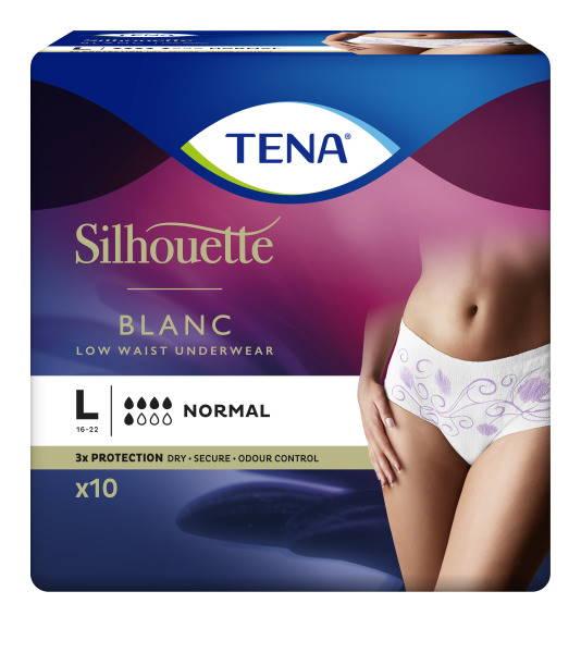 Absorpční inkontinenční kalhotky<br />TENA Silhouette Normal Large