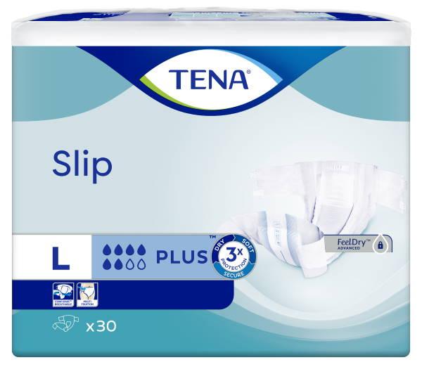 Inkontinenční plenkové kalhotky<br />TENA Slip Plus Large