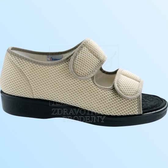 Terapeutická obuv Varomed 58882 Göteborg<br />béžová