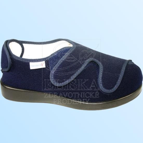 Terapeutická obuv Varomed 60420 Dublin XXL<br />námořnická modá
