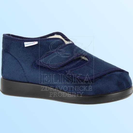 Zimní terapeutická obuv Varomed 60928 Genua<br />námořnická modř