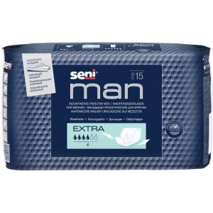 Inkontinenční vložky pro muže<br />SENI Man Extra