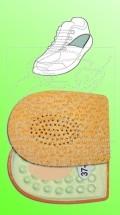046 Podpatěnky pro patní ostruhu