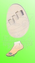 051 Korektor 3 kladívkových prstů