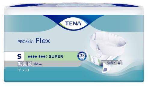 Kalhotky s upevňovacím pásem<br />TENA Flex Super Small