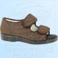 Terapeutická obuv Varomed 58882 Göteborg<br />tmavě hnědá