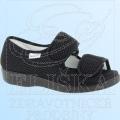 Terapeutická obuv Varomed 58882 Göteborg<br />černá