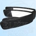 58901 Patní pásek k obuvi Varomed<br />Ibiza, Bali a Kopenhagen<br />černá
