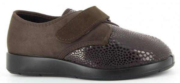 Strečová obuv Varomed 60811 Zürich<br />tmavě hnědá