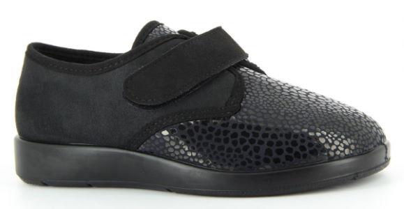 Strečová obuv Varomed 60811 Zürich<br />černá